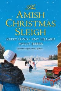 An Amish Christmas Sleigh