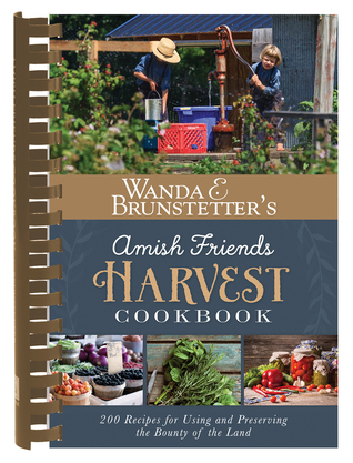 wanda's harvest cookbook
