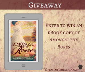 Amongst the Roses Giveaway