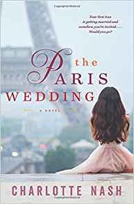 The Paris Wedding book